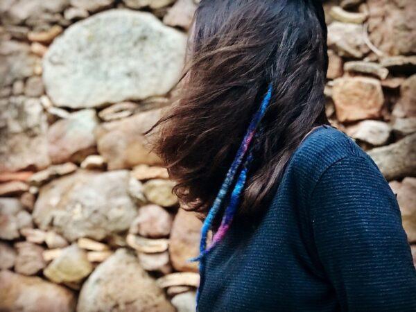 Rasta o cordill per lligar el cabell